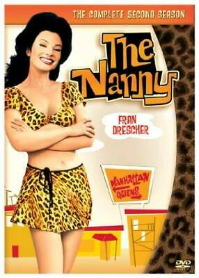 The Nanny - The Complete Second Season - DVD - VERY GOOD