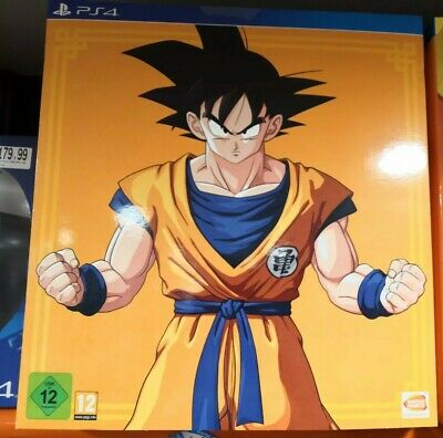 DRAGON BALL Z: KAKAROT COLLECTOR'S EDITION PS4 Season Pass Nuova