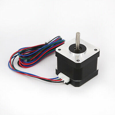 1pc 2 Phase 42mm 4-Wire Stepper Motor For 3D Printers NEMA17 Monitor Equipments