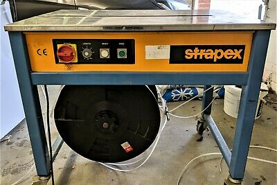 Strapex strapping machine