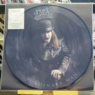 Ozzy Osbourne - Ordinary Man / LP, DL (19439718471) limited Picture Disc