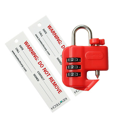 Kewtech MCB Circuit Breaker Safe Isolation Combination Lock Out Device Kewlok