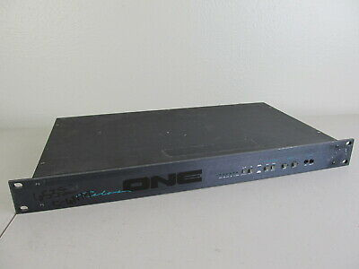 Telos One (One-R) Digital Hybrid Broadcast Telephone Audio Interface, Rackable