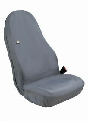 HDD Heavy Duty Designs 204 Universal Front Car Seat Protective Cover Grey
