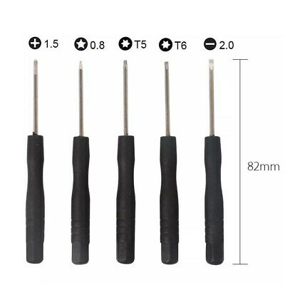 11pcs Modify Replacement Part Handheld Mobile Phone Durable DIY Disassembly Set