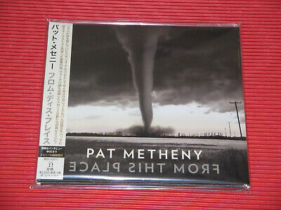 2020 PAT METHENY From This Place JAPAN CD