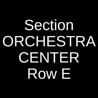 2 Tickets Lindsey Buckingham 5/9/20 Orpheum Theatre - Wichita Wichita, KS