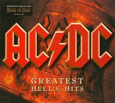 AC/DC - Greatest Hits - 2CDs - new & sealed