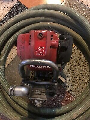 Honda Water Pump Honda 4 Stroke Water Pump Wx10K1 Petrol Water Pump