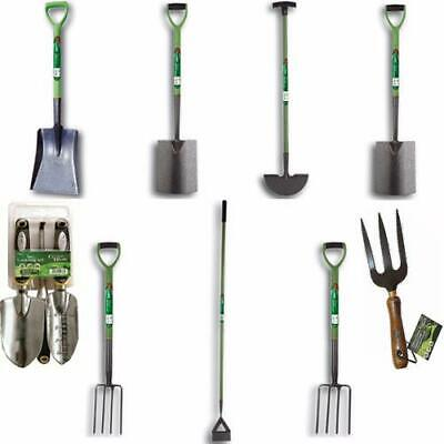 Carbon Stainless Steel Garden Border Tools Digging Border Spade Shovel
