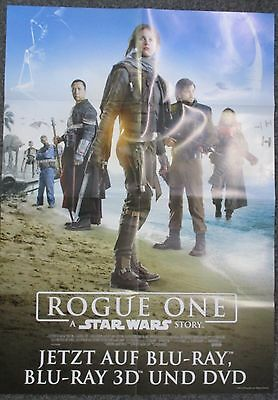 Rogue One - A Star Wars Story - A1 Filmposter