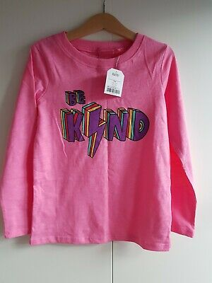 Girls Next Pink Be Kind Top 7 Years New