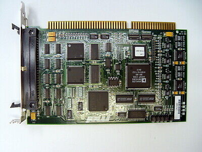 MEI Motion Engineering A005-0004 LC/DSP ISA Analog Motion Controller Card