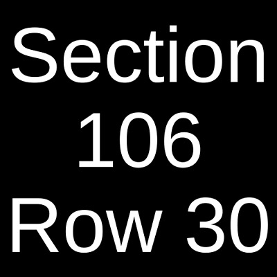 2 Tickets Washington Nationals @ New York Mets 3/26/20 Citi Field Flushing, NY