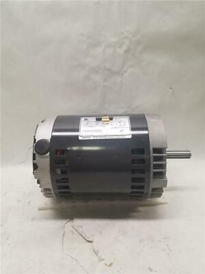 Emerson, 1/6 HP Motor, Split Phase, 850 Nameplate RPM, 115 Voltage