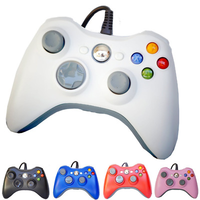 For Ofiical Microsoft Xbox 360 PC Windows USB Game Pad Controller Gamepad Wired
