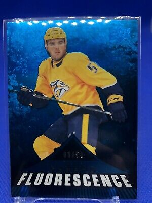 2019/20 Upper Deck Series 2 Fluorescence Dante Fabbro 3/50