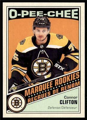 2019-20 Series 2 OPC Retro Update Marquee Rookies #624 Connor Clifton