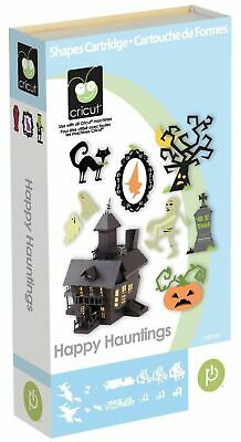 Cricut Cartridges - Happy Haunting - Brand New and Sealed