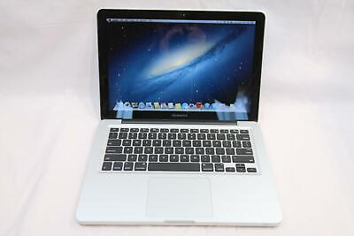 "Apple MacBook Pro (MD101LL/A) 13.3"" (Intel Core i5 @ 2.5GHz) 4GB, 500GB, Laptop"