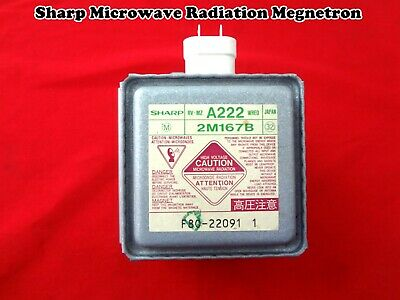 REPLACEMENT MAGNETRON 80x80x100   2M238  2M214 2M218 2M253 OM75 020 2M247 H B