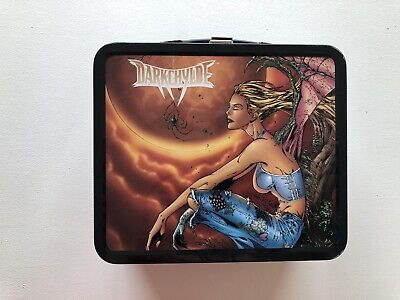 Darkchylde Lunchbox Tin - Comic Collectables