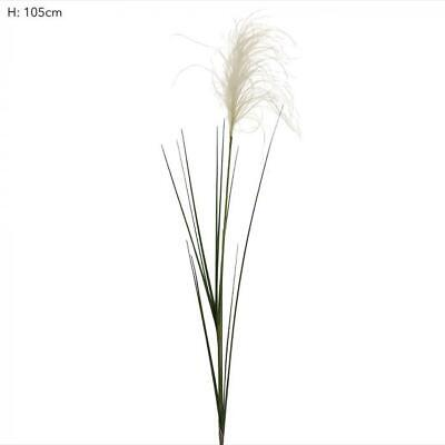 Artificial Feathered Reed Grass Spray