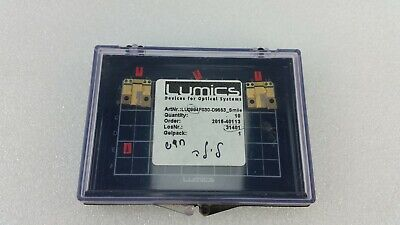 Lumics Devices For Optical Systems Lu0994F030-D9553_Smile10 Diode Laser Lot Of 3