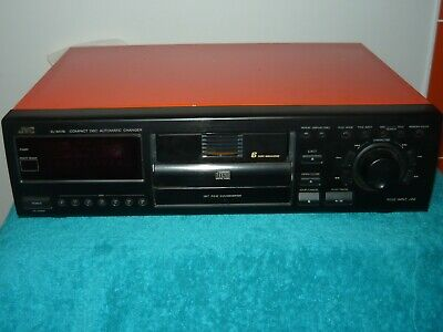 Jvc Xl-M416 Disc Player Cd 6 Stacker Made In Japan