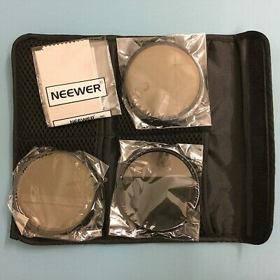 ✨ Neewer 77MM ND Filter Set ND2 ND4 ND8 CANON EF 24-105mm f/4 L IS USM Lens ✨