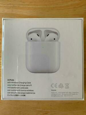 Genuine Apple AirPods 2nd Generation with Charging Case - White