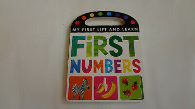 My First Numbers - Childrens Book - Good Pre-owned Condition