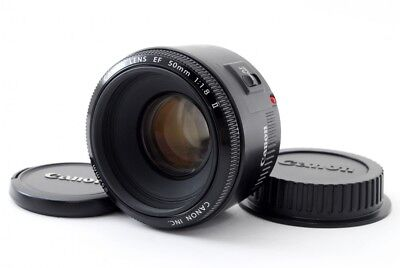 Canon EF 50mm f/1.8 II Lens [Excellent From Japan [jkh]