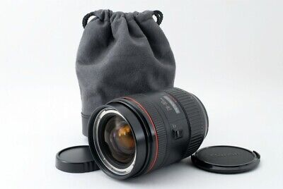 """Canon EF 28-80mm f/2.8-4 L USM Lens """"READ"""" w/Case From Japan [5034]"""