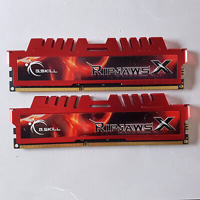G.Skill Ripjaws 8GB (2x4GB) F3-17000CL11Q-16GBXL DDR3 PC3 Memory RAM
