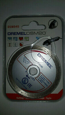 Dremel DSM540 Diamond Tile Cutting Wheel