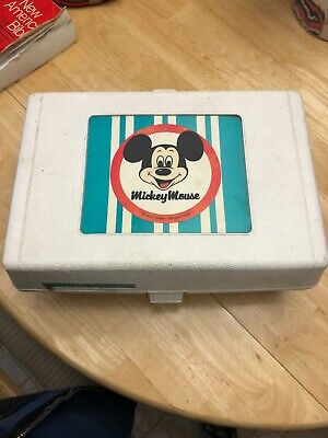 Mickey Mouse Record Player