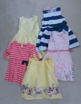 Five Girls Dresses Age - 18 - 24 Months (2 Years) - (Baby Gap, Young Dimension)