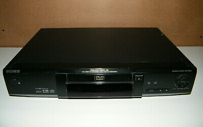 Lecteur DVD Sony DVP-S325 Player