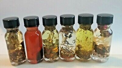 PICK ANY 3 OILS Love Oil Attraction Money Oil Ritual Oil Protection Oil Wicca
