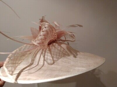 Fascinator / Hatinator Pink by Failsworth. Excellent used condition.