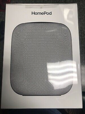 Apple HomePod - Space Gray BRAND NEW, SEALED