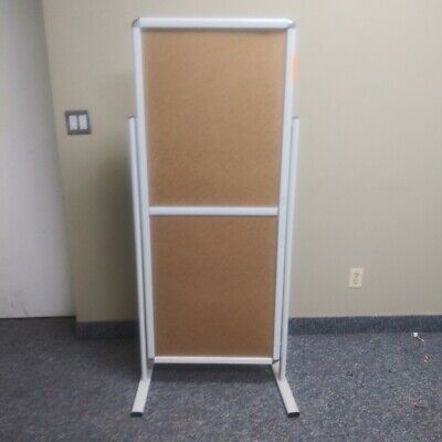 PosterGrip 2 Teir/Sided Poster Sign Stand MDI Marketing Display International