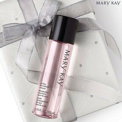 Mary Kay Oil Free Eye Makeup Remover 3.75 fl.oz #1 make-up remover in the world