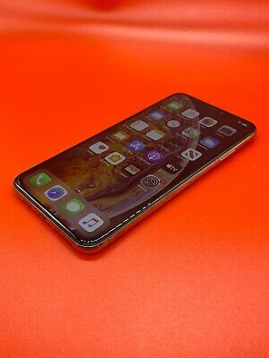 Apple iPhone XS Max - 64GB - Gold - Factory Unlocked - Fair Condition