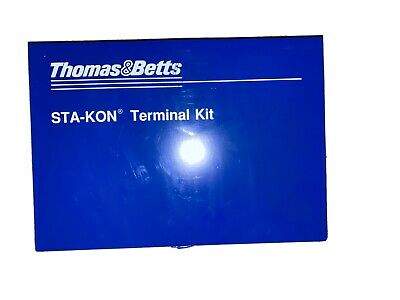 Thomas And Betts STA-KON TERMINAL KIT, Cat.# STAKIT