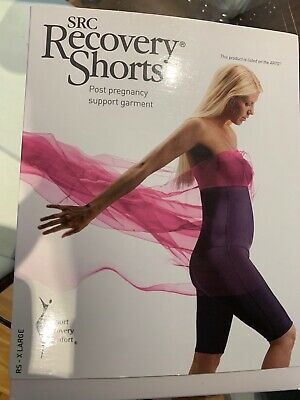 SRC Recovery Shorts Size Large (Post Childbirth Recovery) RRP $189