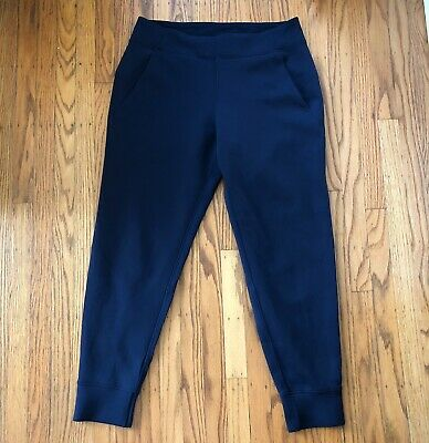 Lululemon Embrace the Space Pant Midnight Navy Joggers Size 12