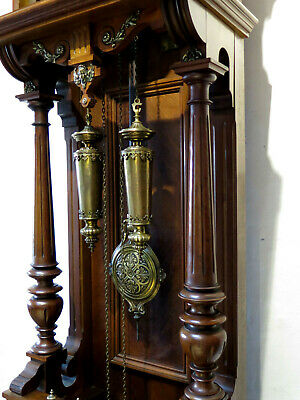 Pendule LENZKIRCH uhr  grandfather standuhr clock collection