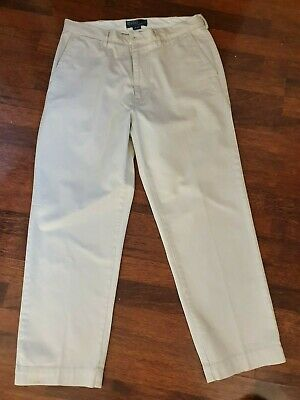 POLO RALPH LAUREN Classic  Chino Trousers  beige 34/29  immaculate